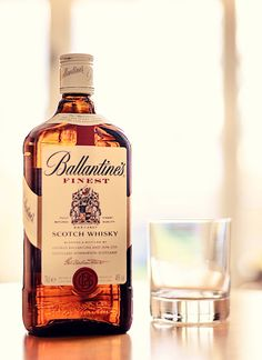 https://flic.kr/p/iJTBqA | Ballantine's | (Day 199 / 365)  Strobist: SB-700 / 16 mm at 1/128 - camera right (with reflective umbrella) - triggered by on camera flash