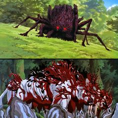 The Demon, Princess Mononoke