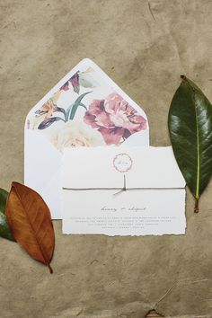 Photography : Melissa Schollaert Photography | Stationery : Paper Daisies Stationery Read More on SMP: http://www.stylemepretty.com/north-carolina-weddings/highlands/2016/09/22/southern-fall-wedding-inspiration/