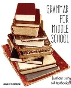 Stuck on ways to teach grammar with junior high students? Read these quick grammar lesson plan ideas for middle school.
