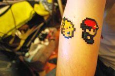 :O pokemon tattoo| Tumblr