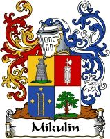 Mikulin Coat of Arms / family crest