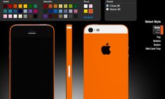 Customiza tu iPhone 5 con ColorWave - TECNOCHISMESTECNOCHISMES