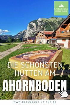 ---> So ist die KAISERHÜTTE im Karwendel bei Hinterriss ✔️ Hütte in Tirol