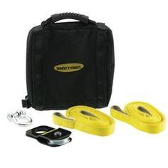 Smittybilt 2729 Black ATV Winch Accessory Kit for 3,000 lb.