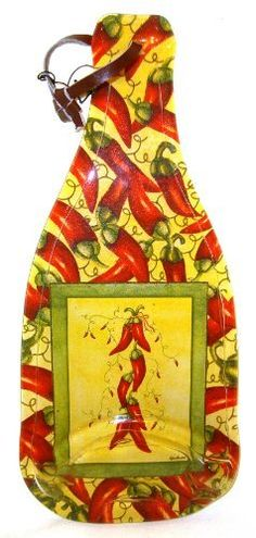 Red Chili Pepper Decorations For The Kitchen On Pinterest