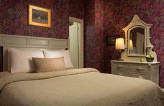 Sand Dollar Rooms - Room 14 - Carroll Villa Hotel, Cape May, NJ