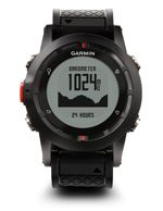 Utilising our leading GPS technology, fēnix provides comprehensive navigation and tracking functionalities as well as trip information to guide you on and off the beaten track. Its built-in sensors provide information on heading, elevation and weather changes. It's built to endure the toughest outdoor conditions — and also makes a stylish day-to-day timepiece.