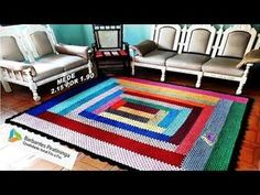 YouTube Crochet Videos, Bargello, Crochet For Beginners, Garland, Origami, Projects To Try, Carpet, Kids Rugs, Embroidery