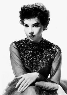 Leslie Caron    When I saw her dance I wanted to dance...sadly I have two left feet