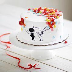 Торти на замовлення Львів (короваї, фуршет) Aniversary Cakes, Wedding Anniversary Cakes, Simple Anniversary Cakes, Boys 18th Birthday Cake, Funny Birthday Cakes, Fondant Cakes, Cupcake Cakes, Silhouette Cake, Cake Decorating Frosting