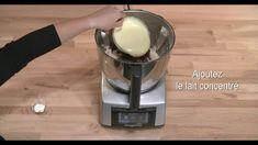 Pâte à tartiner - Recette au Cook Expert Magimix