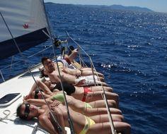 Flotilla holidays Croatia-Starting from marina Zadar, marina Sukošan and Biograd in north Dalmatia region.