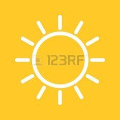 sunshine: Sun light icon