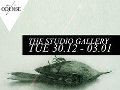 Vinterstemning på The Studio Gallery. Dyk ned i vintermørket med stemningsfuld kunst. Læs anbefalingen på: www.thisisodense.dk/17296/vinterstemning-paa-the-studio-gallery