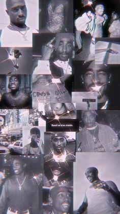 Tupac Wallpaper, Rapper Wallpaper Iphone, Rap Wallpaper, Iphone Wallpaper Tumblr Aesthetic, Black Aesthetic Wallpaper, Wallpaper Iphone Cute, Aesthetic Wallpapers, Tupac Photos, Tupac Pictures