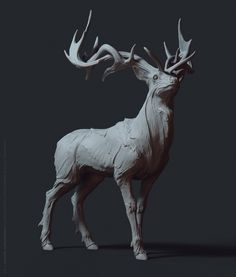 Stalker_Stag, Andrei Abramenko on ArtStation at https://www.artstation.com/artwork/stalker_stag