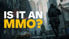 Is The Division an MMO?