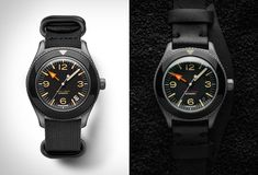 Undone offers high-quality personalized and customized timepieces for lovers of classic tool watches. Their latest offering is this gorgeous sandblast version of their popular Basecamp watch. Inspired by the raw industrial finishings found on tools a Breitling, Seiko, Rolex Explorer Ii, Watch Companies, Apple Watch Series, Watches For Men, How To Wear, Time Design, Water Activities