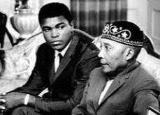 Elijah Muhammad, Muhammad Ali, Black History Facts, Black History Month, Ali Islam, Lab, Float Like A Butterfly, Muslim Brotherhood, Hometown Heroes