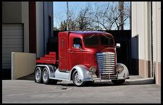 1939 GMC cabover