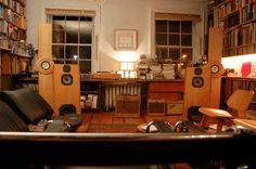 Road Tour: Fi, In Memoriam Don Garber (1935 - 2017) | AudioStream S1000r, Loudspeaker, Audiophile, Tours, News, Home, Spaces, House, Music Speakers