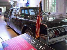 John F. Kennedy Assassination | ... : John F. Kennedy's Assassination Limousine 1961 Lincoln Continental
