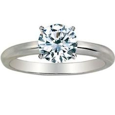 https://ariani-shop.com/1-2-carat-round-cut-diamond-solitaire-engagement-ring-14k-white-gold-4-prong-f-g-i1-05-ctw-ideal-cut 1/2 Carat Round Cut Diamond Solitaire Engagement Ring 14K White Gold 4 Prong (F-G, I1, 0.5 c.t.w) Ideal Cut