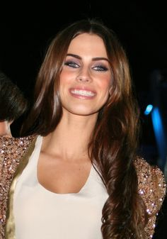 Jessica Lowndes gorgeous, wavy hairstyle