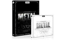 Cinematic Metal Sound Effects Library Bundle | Sound Ideas