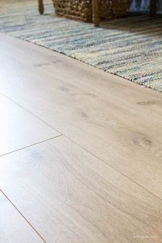 Pergo Flooring - Our New Modern Oak Floors | helloallisonblog.com