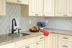 Photo: Kolin Smith | thisoldhouse.com | from How to Install a No-Sweat Backsplash
