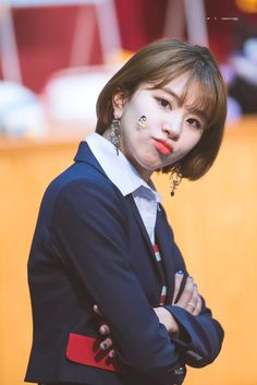 Chaeyoung Is Sick And Tired Of Sana Trying To Kiss Her — Koreaboo