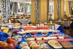 Desayuno Buffet #h10playasdemallorca #playasdemallorca #h10 #h10hotels