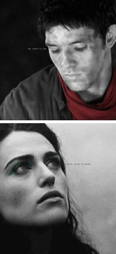 Merlin x Morgana. I ship these two sooo bad