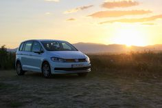 Looking for a good minibus to rent in Romania? You may consider the new VW Touran. It's a spectacular car! Vw Touran, Car Ins, Romania, Transportation, Explore, Travel, Viajes, Destinations, Traveling