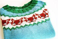 All done in time for #fairislefriday!  #frogginette #babyknits #knitting #knittersofinstagram #i_loveknitting #knitting_inspiration #knittingaddict #knittersoftheworld #knittersofig #twitter #fb #pin #fairisle