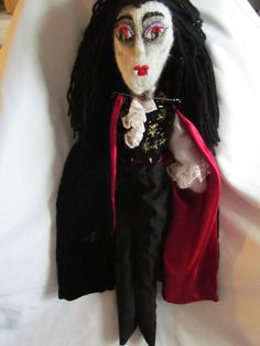 The Vampire Armand. by TwistedHeadmistress on Etsy, £45.75