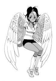 Nudge from Maximum Ride. She is 12.
