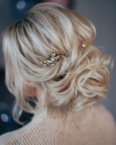 Bridal Hairstyles Inspiration : Chloè Lawrence
