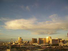 Las Vegas-View of Sin City