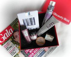 Beauty & Lifestyle: Gala Beauty Box November 2015 - Wellness Edition