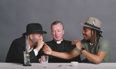 Watch A Priest, Rabbi And Atheist Smoke Weed And Talk Religion