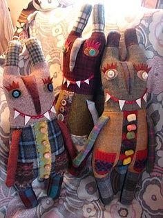 Valerie Weberpal : Woollies-a-wonder