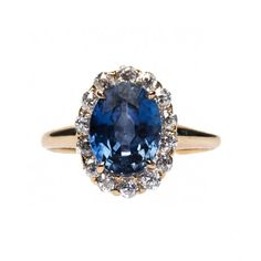 Victorian engagement ring