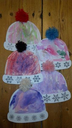 Winter – Home crafts Winter Crafts For Toddlers, Christmas Crafts For Kids To Make, Christmas Art, Holiday Crafts, Bastelarbeit Winter, Winter Theme, Daycare Crafts, Preschool Crafts, Diy Crafts