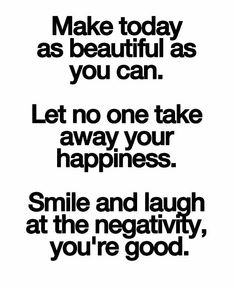 ☀️ Good morning beautiful people!!!!! Today is a good day to have a good day. Let no one or anything turn your smile into a frown. Smile and laugh at the negativity that may come your way. Wishing all a beautiful blessed Monday!!!!!  #happymonday #manyblessings #shinebright #smile #lifeisgood #embraceyourjourney #positivevibes #loclivin