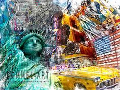 Reportage Fotografie, New York, Studio, Abstract, Business, Artwork, Summary, New York City, Work Of Art
