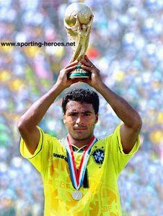 ROMARIO - Brasil - FIFA Copa do Mundo 1994