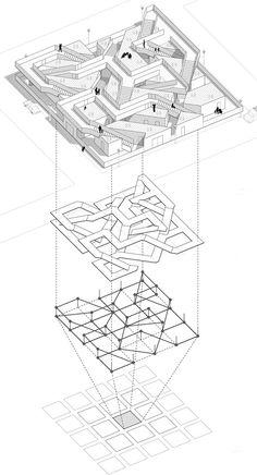 "n-architektur: "" Shinkenchiku International Residential Competition Megabudka """